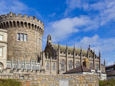 Reisgids Ierland Dublin Castle
