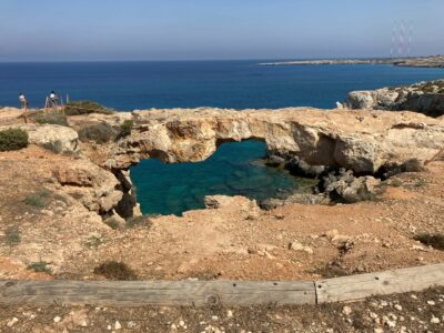 Agioi Anargyroi Path Cyprus