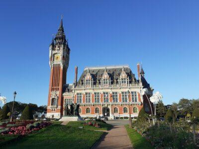 Calais stadhuis