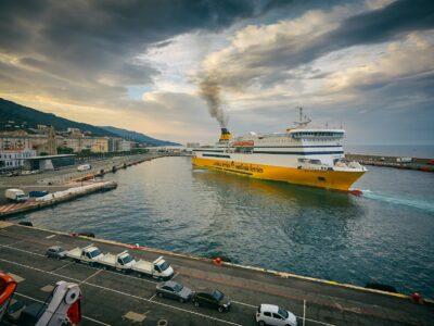 Ferry Corsica