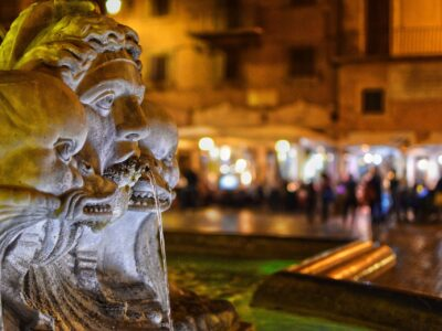 Fontein Rome