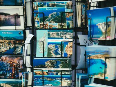 Postkaartjes Corsica