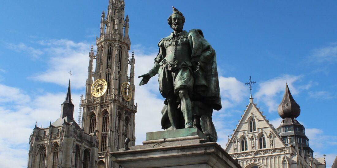 Reisgids Antwerpen