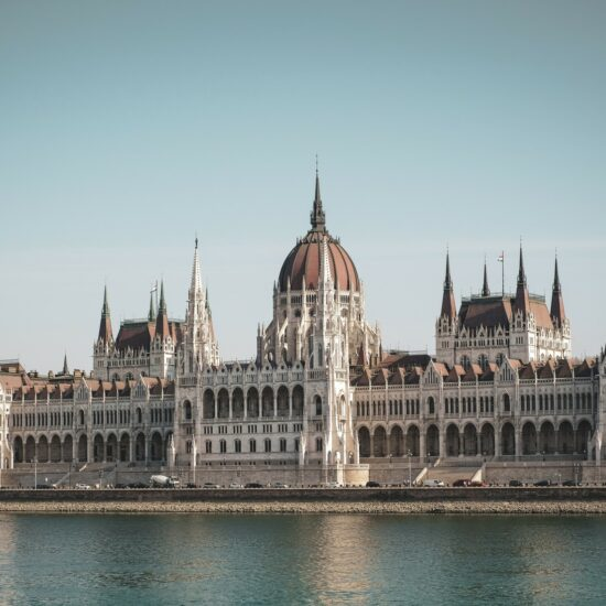 Reisgids Boedapest
