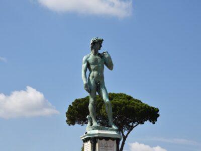 Reisgids Firenze David Michelangelo