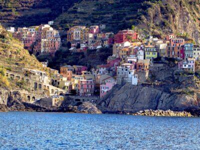 Reisgids Liguria Riomaggiore