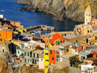 Reisgids Liguria Vernazza