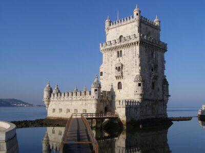 Reisgids Lissabon Torre de Belem