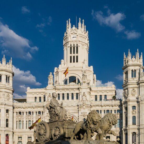 Reisgids Madrid