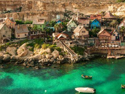 Reisgids Malta Popeye Village
