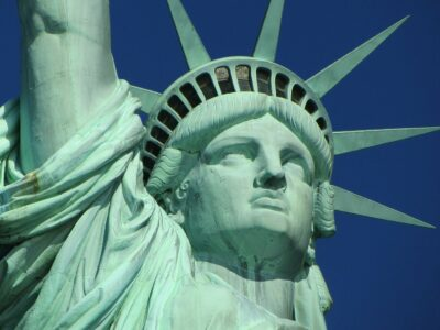 Reisgids New York Vrijheidsbeeld