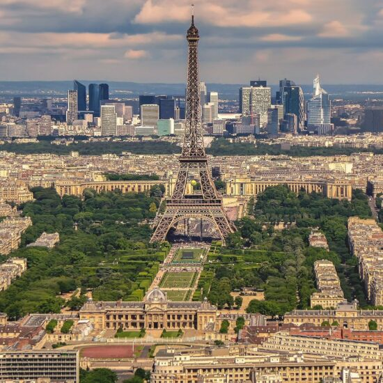 Reisgids Parijs