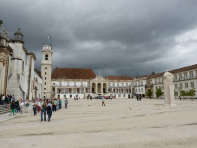 Reisgids Portugal Coimbra
