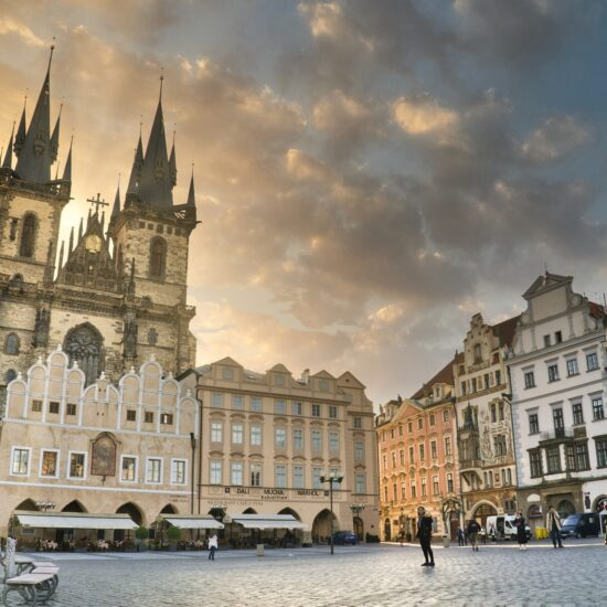 Reisgids Praag