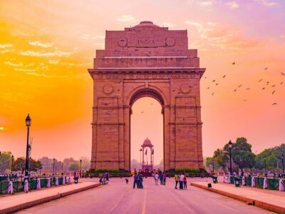 Reisgids Rajasthan Delhi
