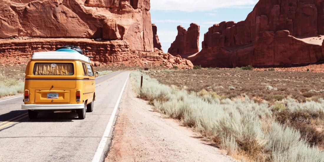 Reisgids West Amerika rondreis