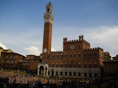 Siena markt