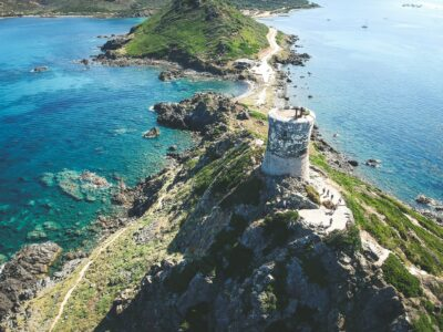 Tour de la Parata Corsica